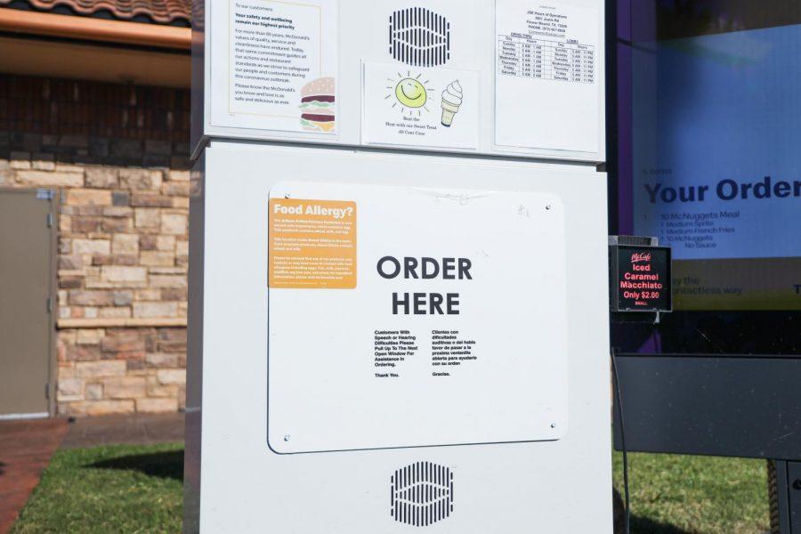 McDonald's new Travis Scott burger has become a sensation. (Nicholas West / The Talon News)