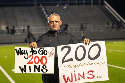Head Coach Todd Rodgers Hits 200 Career Wins