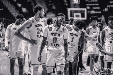 UNT Men's Basketball Perseveres Through Global Pandemic